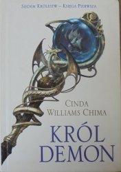 Cinda Williams Chima • Król Demon. Księga I. Siedem Królestw