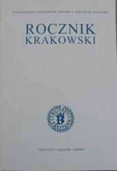 Rocznik Krakowski •  Tom LXXX 2014