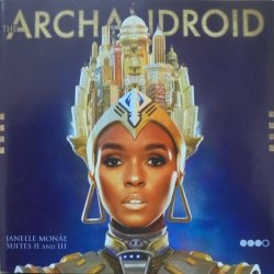 Janelle Monáe • The ArchAndroid • CD