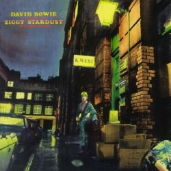 David Bowie • The Rise and Fall of Ziggy Stardust and the Spiders From Mars • CD