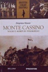 Zbigniew Wawer • Monte Cassino Walki 2. Korpusu Polskiego