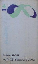 Umberto Eco • Pejzaż semiotyczny