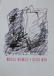 Maciej Niemiec • Ulica wód