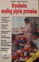 Anna Bielińska • Kuchnia według pięciu przemian