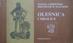 Janusz Czerwiński, Krzysztof Mazurski • Oleśnica i okolice