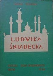 Maria Czapska • Ludwika Śniadecka [dedykacja autorska]