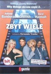 Fernando Trueba • Zbyt wiele • DVD