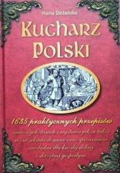 Maria Śleżańska • Kucharz polski