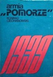 Konrad Ciechanowski • Armia Pomorze 1939