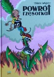 Tomasz Samojlik • Powrót rzęsorka