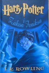 J.K. Rowling • Harry Potter i Zakon Feniksa