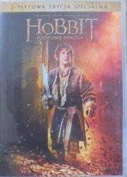 Peter Jackson • Hobbit: Pustkowie Smauga • 2xDVD