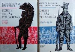 Tadeusz Nowak, Jan Wimmer • Dzieje oręża polskiego [komplet]