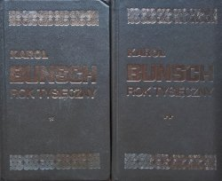 Karol Bunsch • Rok tysięczny [komplet]