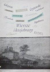 Andrzej Lam, Jacek Trznadel •  Wiersze i krajobrazy. Antologia poetycka