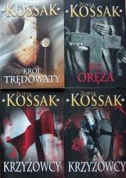 Zofia Kossak • Krzyżowcy + Król trędowaty + Bez oręża [komplet]