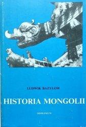 Ludwik Bazylow • Historia Mongolii