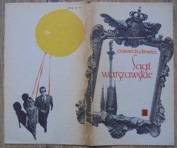 Olgierd Budrewicz • Sagi warszawskie [Jan S. Miklaszewski]