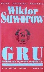 Wiktor Suworow • GRU. Radziecki wywiad wojskowy
