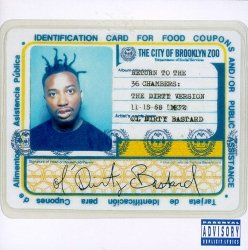 Ol' Dirty Bastard • Return to the 36 Chambers: The Dirty Version • CD