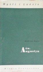 Andrzej Kasia • Św. Augustyn
