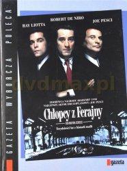 Martin Scorsese • Chłopcy z ferajny • DVD