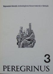 Peregrinus 3 [archeologia] • Eligia Gąssowska, Henryk Stawicki • Ochrona konserwatorska grodziska w Szczaworyżu gm. Busko Zdrój