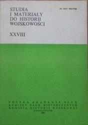 Studia i materiały do historii wojskowości XXVIII • Fortyfikacje, artyleria koronna, Gdańsk