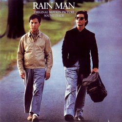 Rain Man • Original Motion Picture Soundtrack • CD