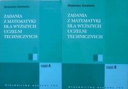 Włodzimierz Stankiewicz • Zadania z matematyki dla wyższych uczelni technicznych [komplet]