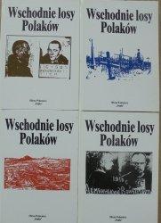 wybór pamiętników • Wschodnie losy Polaków tom 1-4