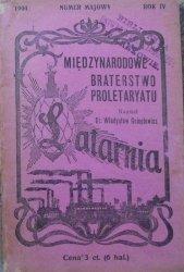 Dr. Władysław Gumplowicz • Międzynarodowe braterstwo proletaryatu [PPS]