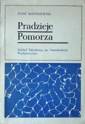 Józef Kostrzewski • Pradzieje Pomorza