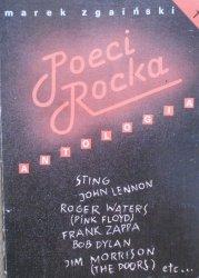 Marek Zgaiński • Poeci Rocka. Joni Mitchell, John Lennon, Roger Waters, Paul Simon, Bob Dylan