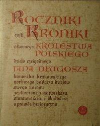 Jan Długosz • Roczniki czyli Kroniki sławnego Królestwa Polskiego księga 9