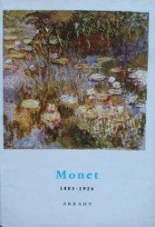 Jean Leymarie, Jean Lezmarie • Monet 1883-1926 [mała encyklopedia sztuki]