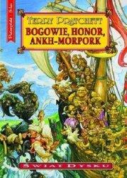 Terry Pratchett • Bogowie, honor, Ankh-Morpork