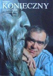 Marian Konieczny • Katalog rzeźb [dedykacja autora]