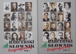 red. Janusz Wojtycza • Harcerski słownik biograficzny tom I-II