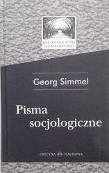 Georg Simmel • Pisma socjologiczne