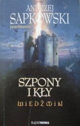 Andrzej Sapkowski przedstawia • Szpony i kły. Wiedźmin