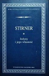 Max Stirner • Jedyny i jego własność