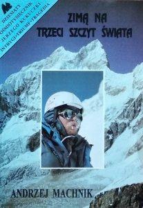 Andrzej Machnik • Zimą na trzeci szczyt świata