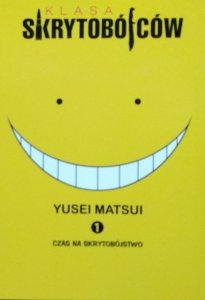 Yusei Matsui • Klasa skrytobójców [Tom 1]