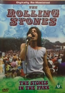 The Rolling Stones • The Stones in the Park • DVD