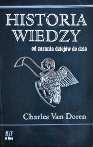 Charles Lincoln Van Doren • Historia wiedzy od zarania dziejów do dziś