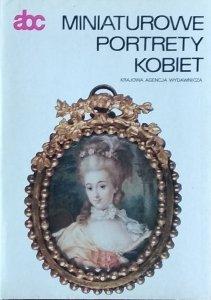Halina Krassowska • Miniaturowe portrety kobiet [abc sztuki]