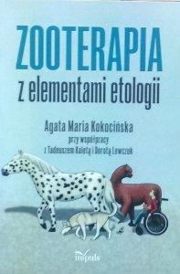Agata Maria Kokocińska • Zooterapia z elementami etologii