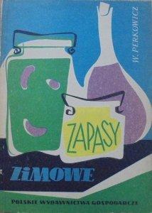 Witold Perkowicz • Zapasy zimowe [Anita Paszkiewicz]