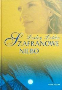Lesley Lokko • Szafranowe niebo